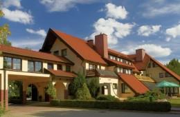 Hotel Bukowy Dworek***