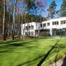 Ośrodek w Dąbkach - boisko