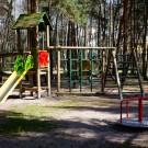 Ośrodek w Dąbkach - plac zabaw dla dzieci