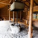 Ośrodek w Dąbkach - chata grillowa