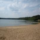 Geovita w Pile-Płotkach - otoczenie jezioro Płotki
