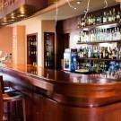 Ośrodek w Dąbkach - bar hotelowy