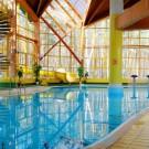 Ośrodek w Dąbkach - basen