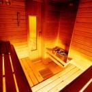 Ośrodek w Dąbkach - sauna
