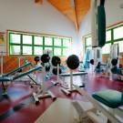 Ośrodek w Dąbkach - siłownia