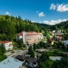 Ośrodek w Krynicy-Zdroju - front