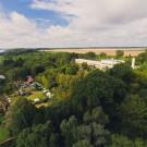 Ośrodek Geovita w Jadwisinie - front
