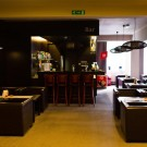 Ośrodek w Dźwirzynie - bar hotelowy