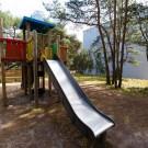 Ośrodek w Dźwirzynie - otoczenie - plac zabaw