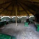 Ośrodek w Dźwirzynie - otoczenie - chata grillowa