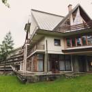 Ośrodek w Zakopanem - front