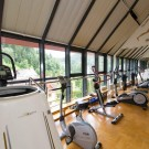 Ośrodek w Krynicy-Zdroju - siłownia