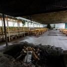 Geovita w Pile-Płotkach - chata grillowa