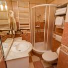 Geovita w Pile-Płotkach - łazienka