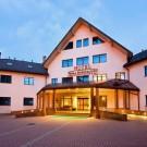 Hotel Perła Bieszczadów*** - front