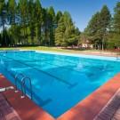 Hotel Perła Bieszczadów*** - basen zewnętrzny