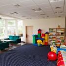 Ośrodek w Mrzeżynie - pokój zabaw dla dzieci
