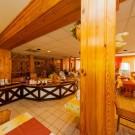 Ośrodek w Mrzeżynie - restauracja
