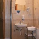 Hotel Perła Bieszczadów*** - łazienka w Domu Wczasowym