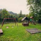 Geovita w Wiśle - plac zabaw
