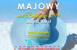 Weekend Majowy nad Bałtykiem 2019